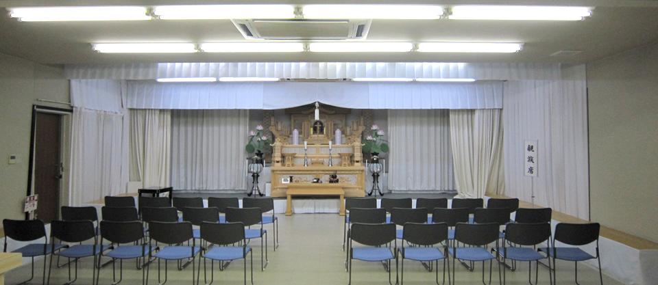 セントホール池田葬祭場